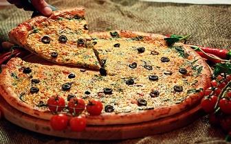 Pizza no Forno + Bebida ao Almoço por apenas 5,5€ em Odivelas!