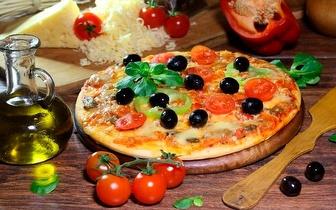 Fora de Horas: Menu Pizza + Bebida por 5,5€ em Oeiras!