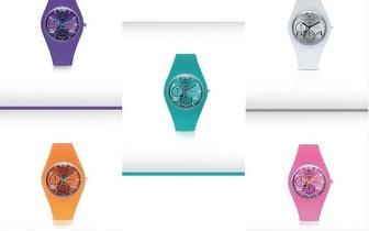 Relógio Neptune de silicone apenas 8,90€!