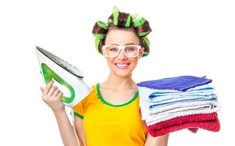 1 Mês de Serviço de Limpeza Doméstica/Engomadoria apenas 112€ nos concelhos de Lisboa e Oeiras!
