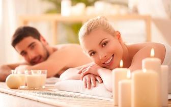 Massagem de Relaxamento de Casal apenas 35€ em Alcobaça!