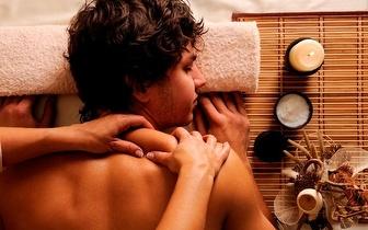 Relaxe com uma Massagem de Relaxamento por 19€ no Montijo!