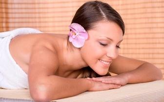 Massagem de Relaxamento corpo inteiro por apenas 16€ junto à Marginal!