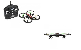 Renda-se à tecnologia com o Drone Quadcopter por 39€!