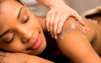 Esfoliação + Massagem Corporal  por 19,90€ na Avenida de Roma!