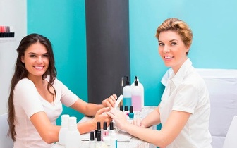 Workshop de Manicure e Pedicure de 10h por 35€ em Cascais!