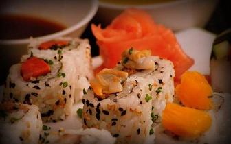Sushi Alentejano num Menu para 2 Pessoas ao Jantar por 35€ em Lisboa!