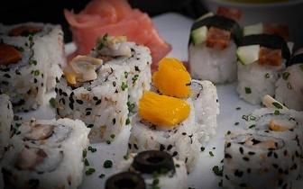 Sushi Alentejano: Menu Completo para 2 Pessoas ao Almoço por 35€ em Lisboa!