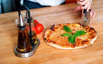 Take Away ao Jantar: Pizza no Forno + Bebida por 5,5€ na Parede!