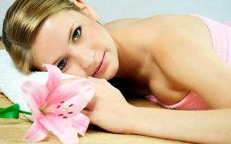 Especial Natal: Massagem Relaxante + Limpeza de Pele + Manicure + Pedicure por 19€ em Arroios!
