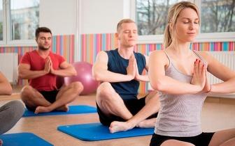 1 Mês de Aulas de Yoga 1x por semana, apenas 15€ na Amadora!