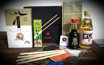 Kit para Sushi em Casa por apenas 30€ com Entrega em todo o País!