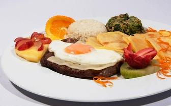 Almoço com 20% de desconto em fatura no Restaurante Costa Brava na Benedita!