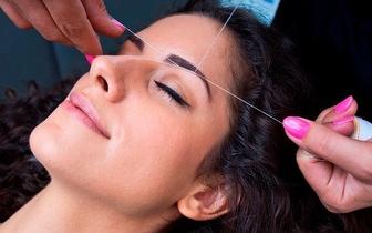 Depilação Threading + Henna nas sobrancelhas por 9,90€ no Parque das Nações!