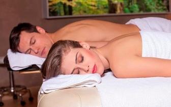Massagem Hanakasumi para Casal + Esfoliação Corporal por 24,90€ em Cascais!