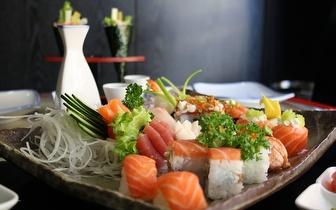Sushi no Rio: All You Can Eat ao Jantar por 14,90€ na Expo!