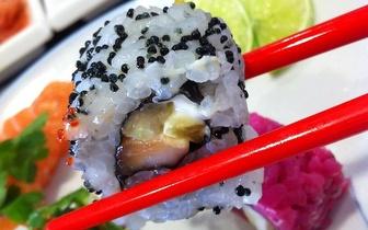Sushi no Rio: All You Can Eat ao Almoço por 11,90€ na Expo!