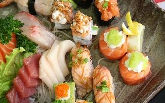 Take Away de Sushi: 1 Caixa por 6,90€ Almoço, Lanche ou Jantar na Expo!