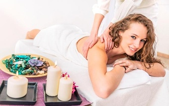Massagem  Relaxante de 60min + Limpeza Facial por 19,90€ em Palmela!