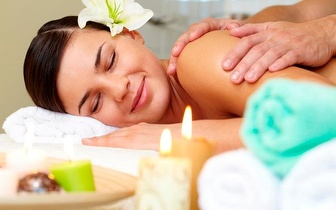 Massagem de Relaxamento Localizada com Aromaterapia por 15€ em Cascais!