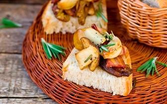 Menu para 2 de Petiscos & Alheira Tradicional ao Almoço por 19€ em Braga!