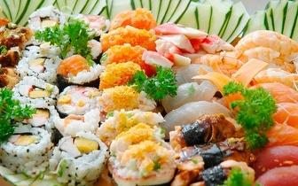 All You Can Eat de Sushi ao Jantar por 10,50€/pessoa na Av. 5 de Outubro!