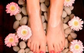 Pedicure com remoção de calosidades + massagem por apenas 9€ em Entrecampos!