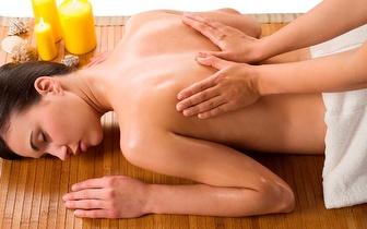 Massagem de Relaxamento ao Corpo Inteiro de 60min por 19€ em Picoas!