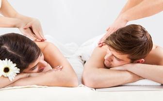Massagem de Relaxamento para Casal ao Corpo Inteiro por 34€ em Leiria!