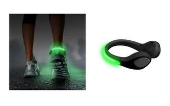 Corra sem perigo com este Clip LED para Sapatilhas por 15€!