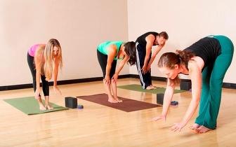1 Mês de Aulas de Yoga 1x/semana por 9,99€ em Algés!