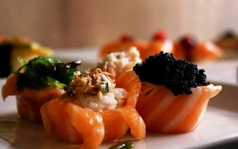 Take Away de Sushi: 1 Caixa por 6,90€ ao Almoço na Infante Santo!