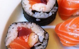 Take Away de Sushi: 1 Caixa por 6,90€ ao Jantar na Infante Santo!