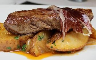 Menu para 2 pessoas por 40€ no Open Brasserie Mediterânica!