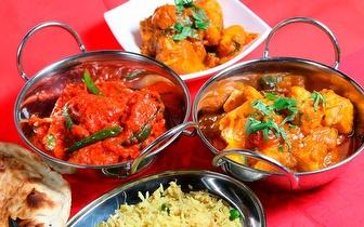 Menu Indiano e Nepalês para 2 Pessoas ao Almoço por 17€ em Alcântara!