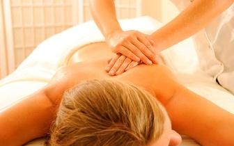 Massagem de Relaxamento ao Corpo Inteiro por 19€ em Leiria!