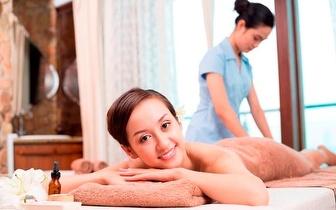 Massagem Terapêutica ao Corpo Inteiro por 22,50€ no Porto!