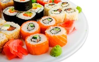 All You Can Eat de Sushi ao Almoço por 5,95€/pessoa na Av. 5 de Outubro!