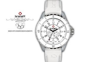 Relógio Brenatt com cristais Swarovski Elements® - Modelo Moonlight por 14,89€ | Entrega em todo o País!