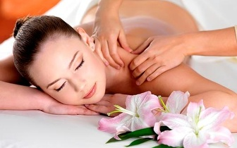 3 Massagens para Relaxar de 70min por 19€ no Pinhal Novo!