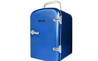 Mini-Frigorífico Portátil JOCCA com ligação de isqueiro ou corrente por 14,89€ | Entrega em todo o País!