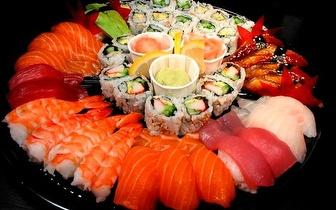 All You Can Eat de Sushi ao Almoço por 6,95€/pessoa na Av. 5 de Outubro!