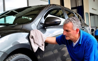 Recuperação de plásticos envelhecidos no exterior do automóvel por 30€ em Famões!