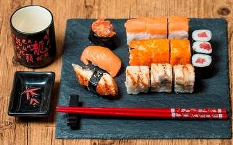 All You Can Eat de Sushi Buffet ao Jantar por 8,10€ em Miraflores!