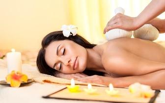 2 Sessões de Massagem de Relaxamento + Massagem com Pindas Chinesas por 27€ no Campo Pequeno!