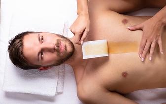 Depilação a Cera Homem: Ombros + Costas por apenas 19€ em Entrecampos!