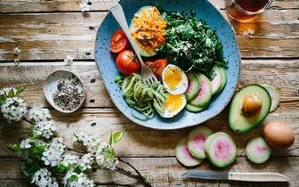 Menu Salada para Almoço ou Jantar por 11€/pessoa em Lisboa!
