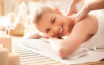 Massagem de Relaxamento ao Corpo Inteiro de 40min por 14€ em Viseu!