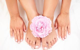 Manicure + Pedicure com Remoção de Calosidades/Calos por 16€ em Viseu!