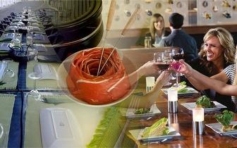Jantares de Grupo com bebida à discrição por 15€/pessoa em Alcântara!